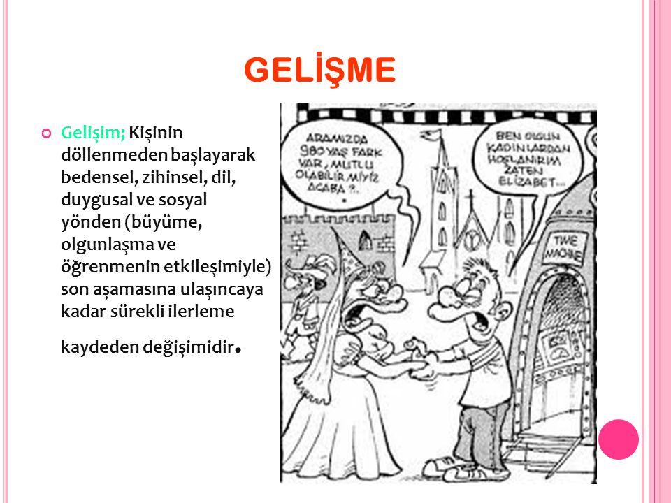 GELİŞME