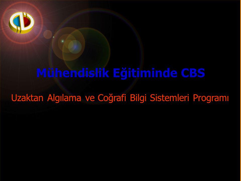 Mühendislik Eğitiminde CBS