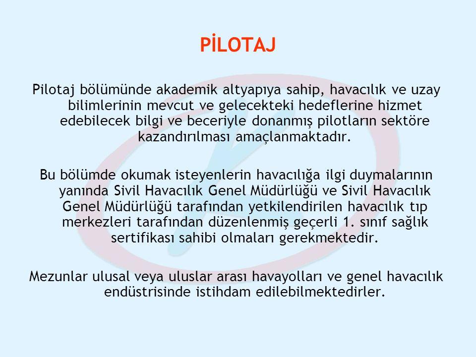 PİLOTAJ