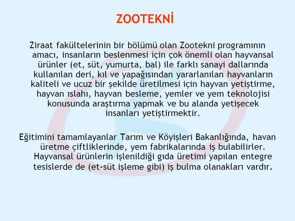 ZOOTEKNİ