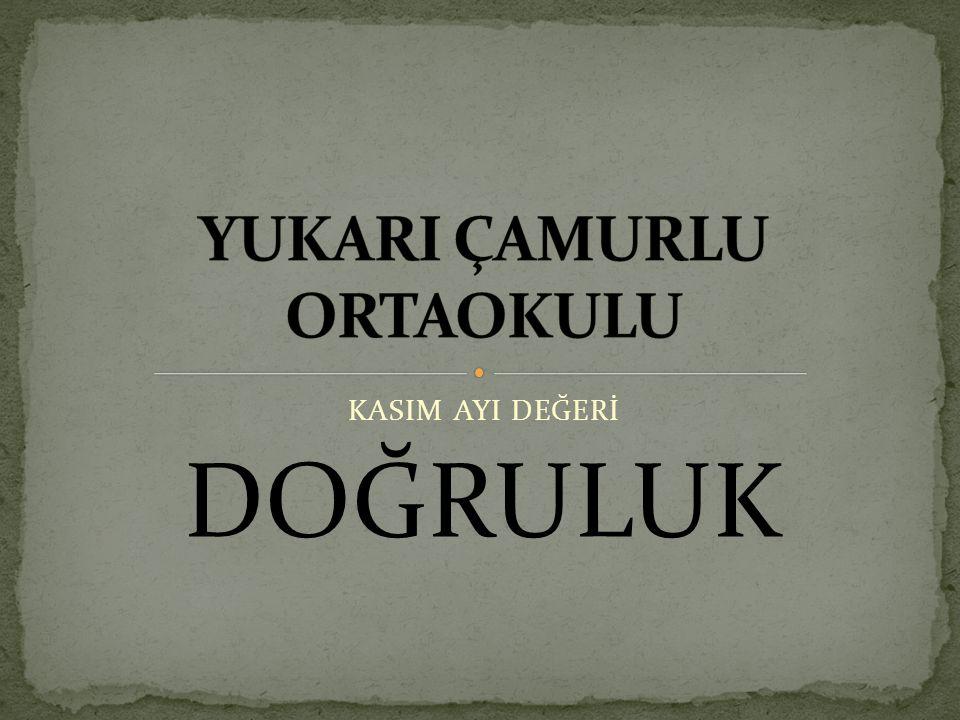 YUKARI ÇAMURLU ORTAOKULU
