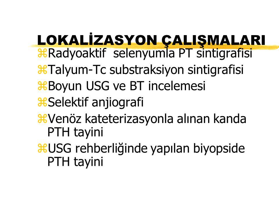 LOKALİZASYON ÇALIŞMALARI