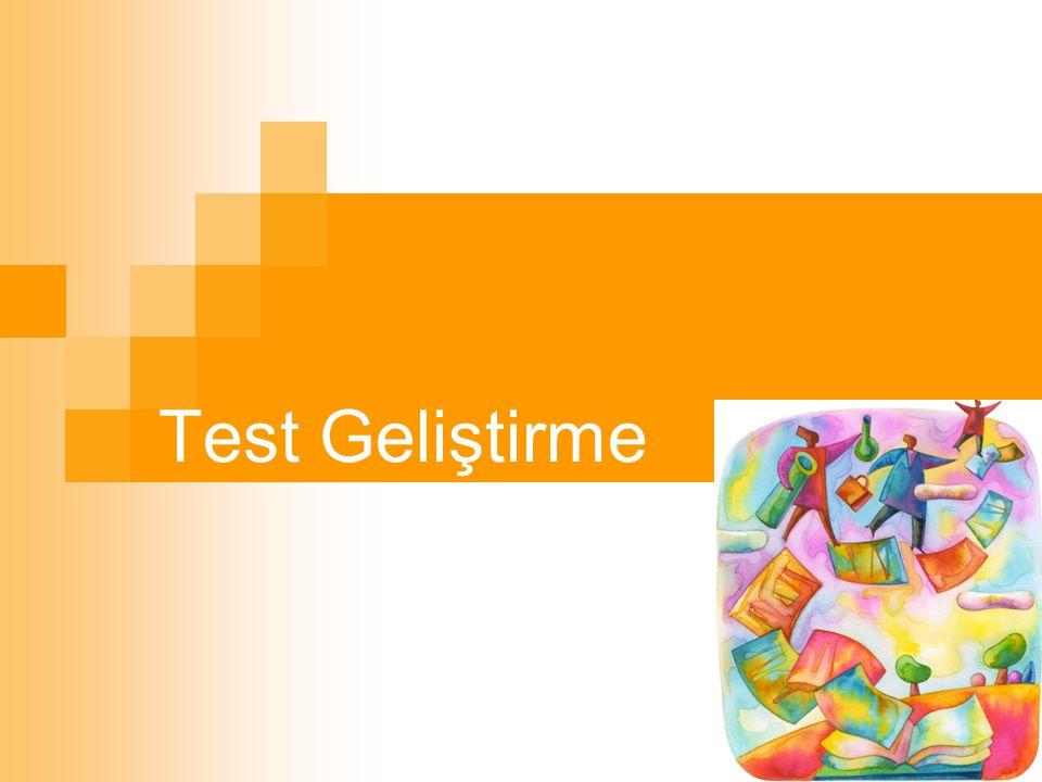 Test Geliştirme