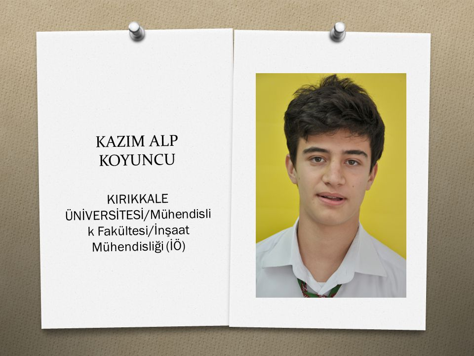 KIRIKKALE ÜNİVERSİTESİ/Mühendislik Fakültesi/İnşaat Mühendisliği (İÖ)