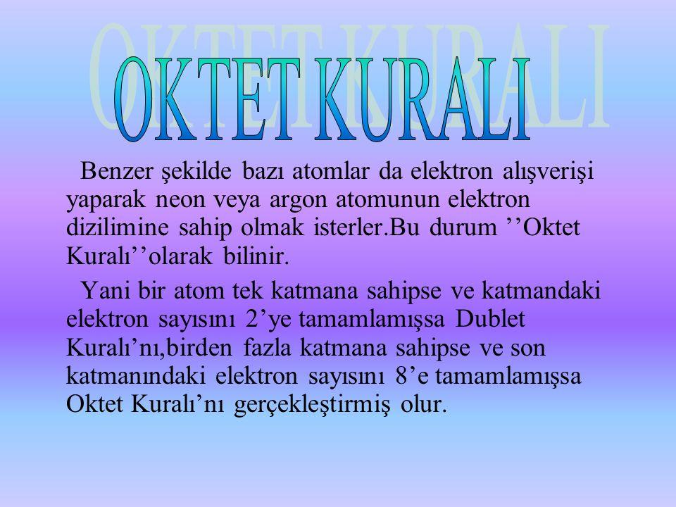 OKTET KURALI