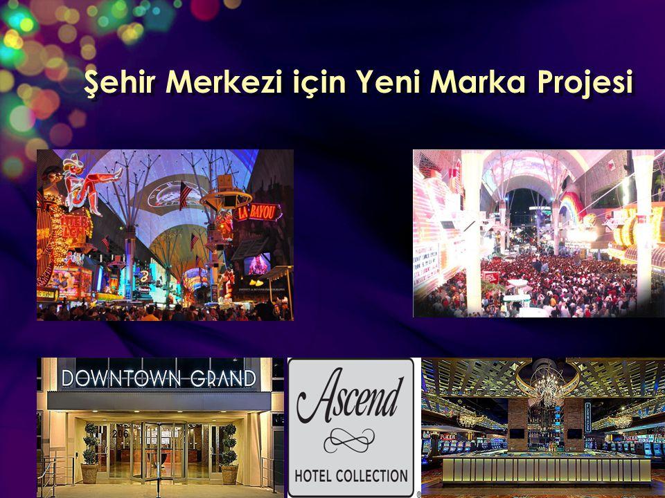 Şehir Merkezi için Yeni Marka Projesi