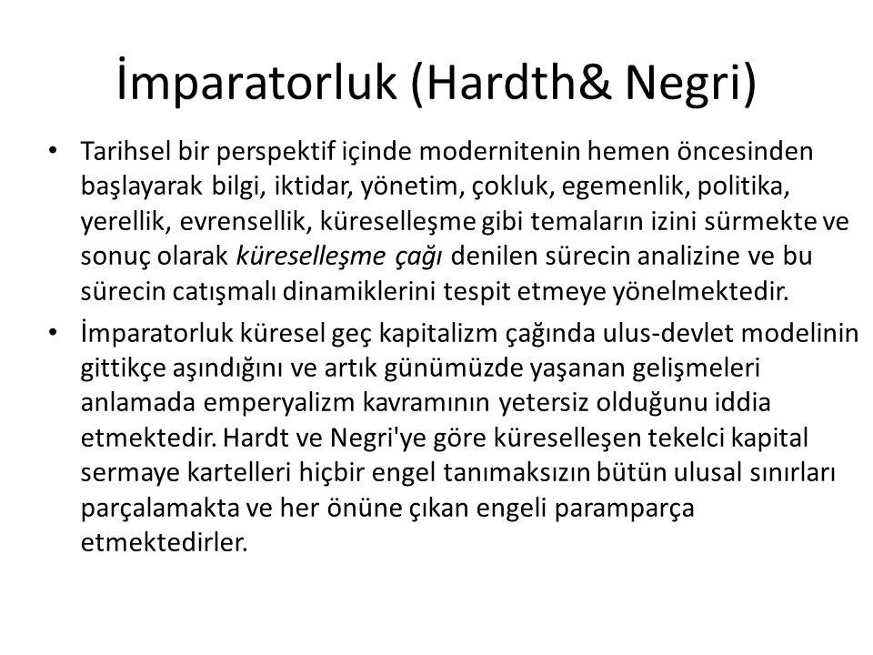 İmparatorluk (Hardth& Negri)