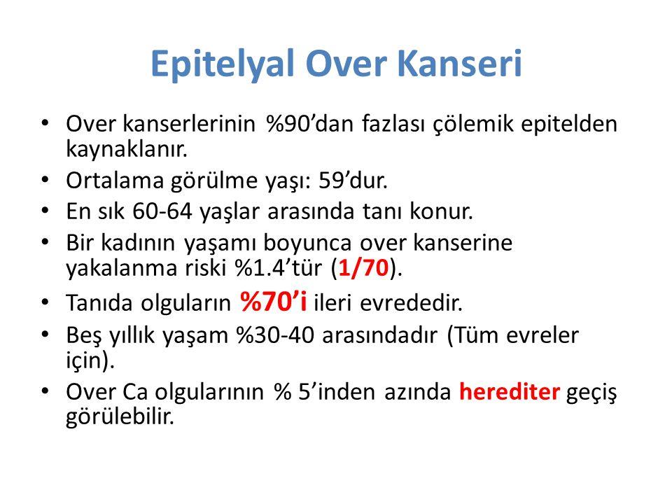 Epitelyal Over Kanseri