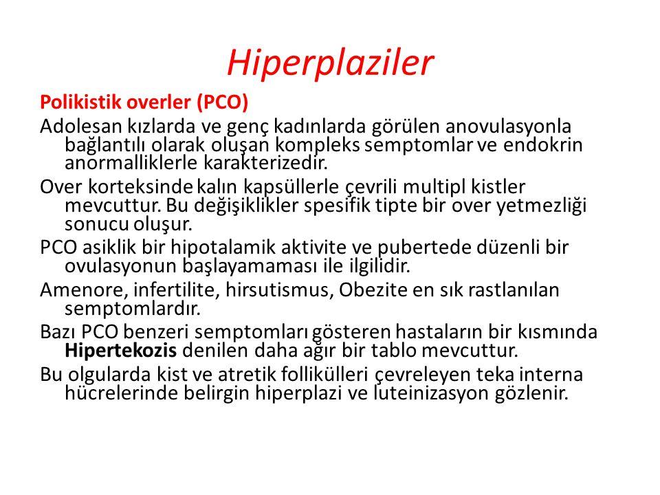 Hiperplaziler