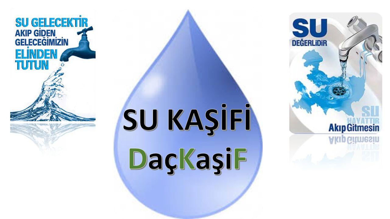 SU KAŞİFİ DaçKaşiF