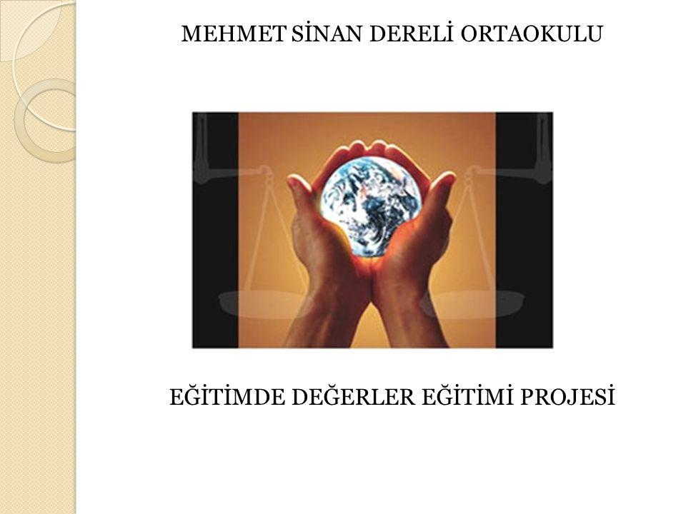 MEHMET SİNAN DERELİ ORTAOKULU