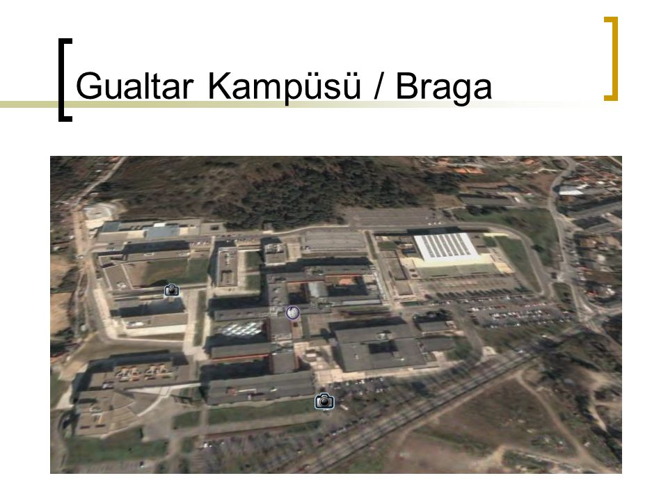 Gualtar Kampüsü / Braga