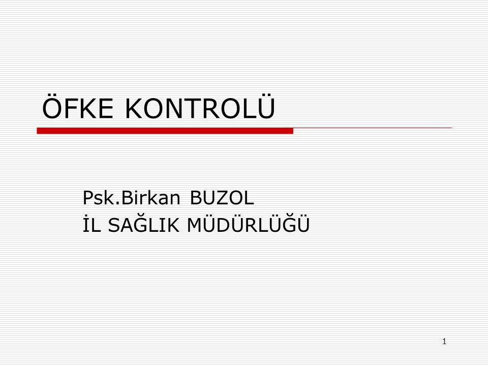 Psk.Birkan BUZOL İL SAĞLIK MÜDÜRLÜĞÜ