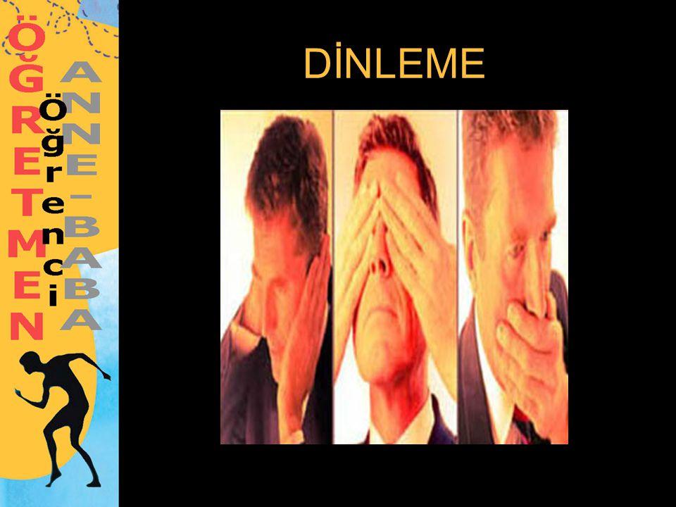 DİNLEME