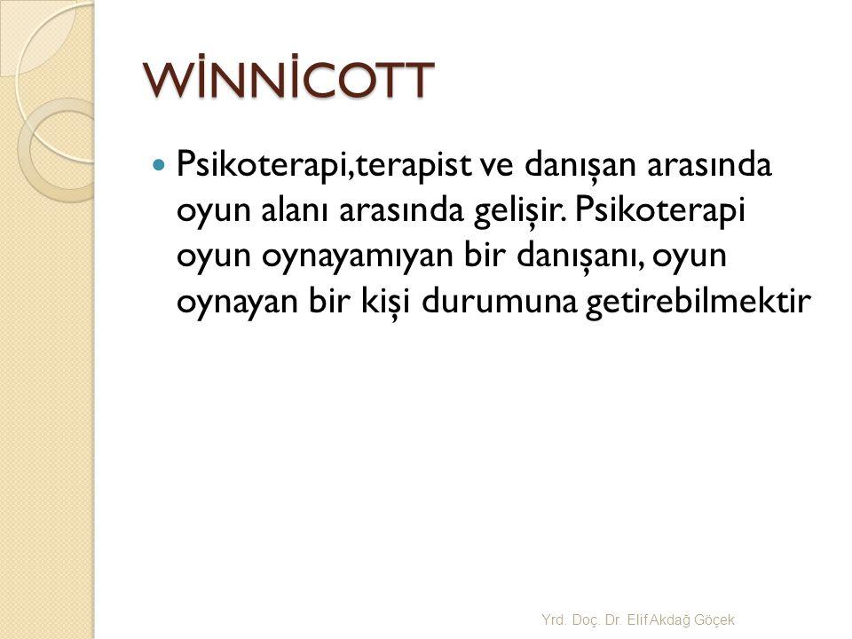 WİNNİCOTT