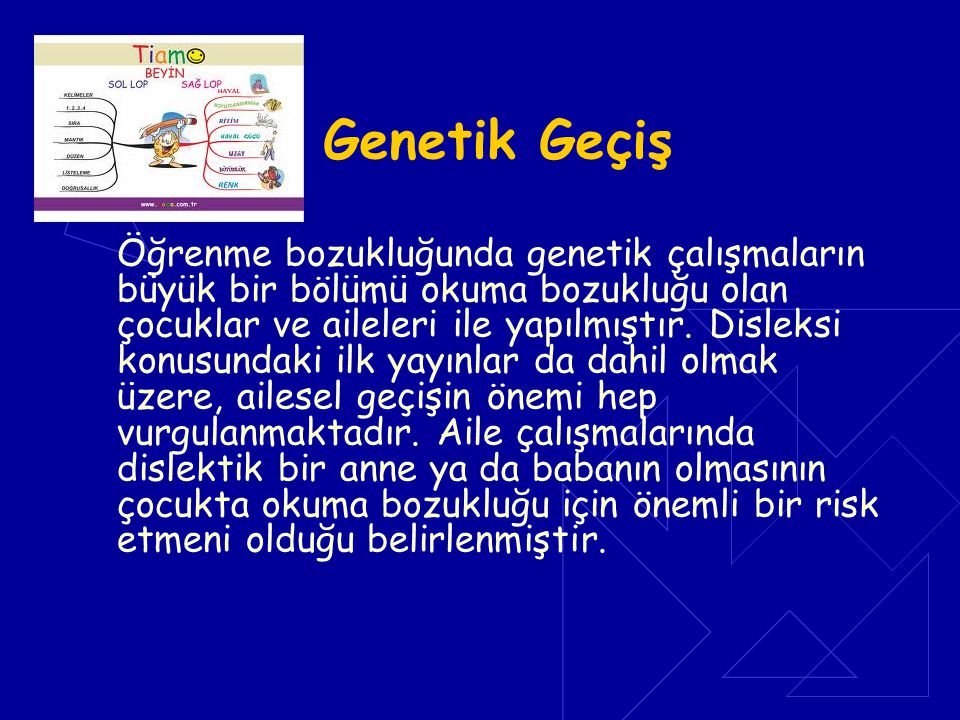 Genetik Geçiş