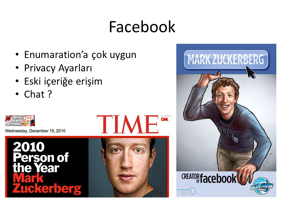 Facebook Enumaration'a çok uygun Privacy Ayarları Eski içeriğe erişim