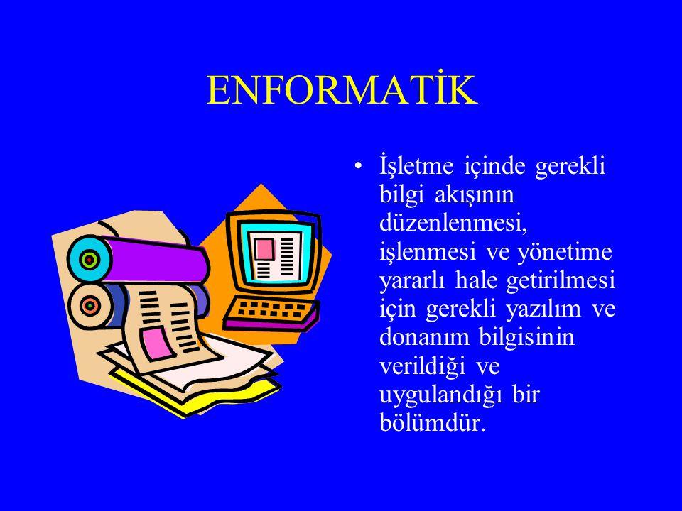 ENFORMATİK