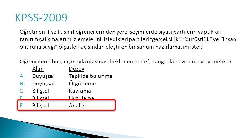 KPSS-2009