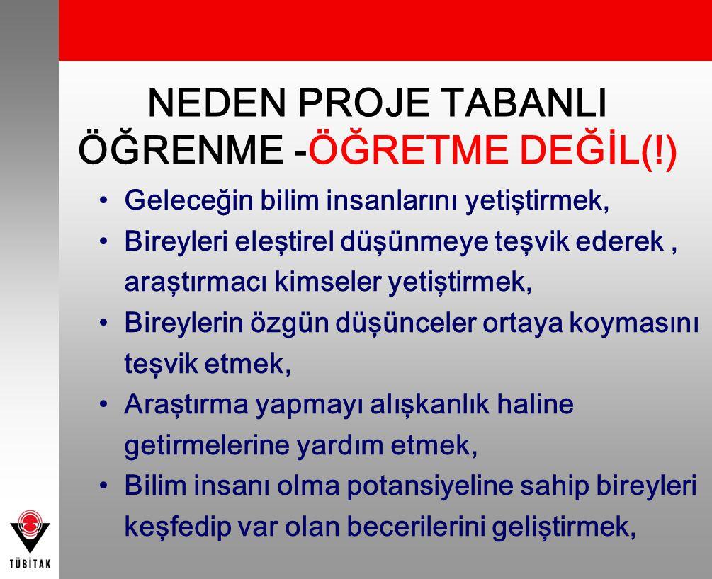 ÖĞRENME -ÖĞRETME DEĞİL(!)