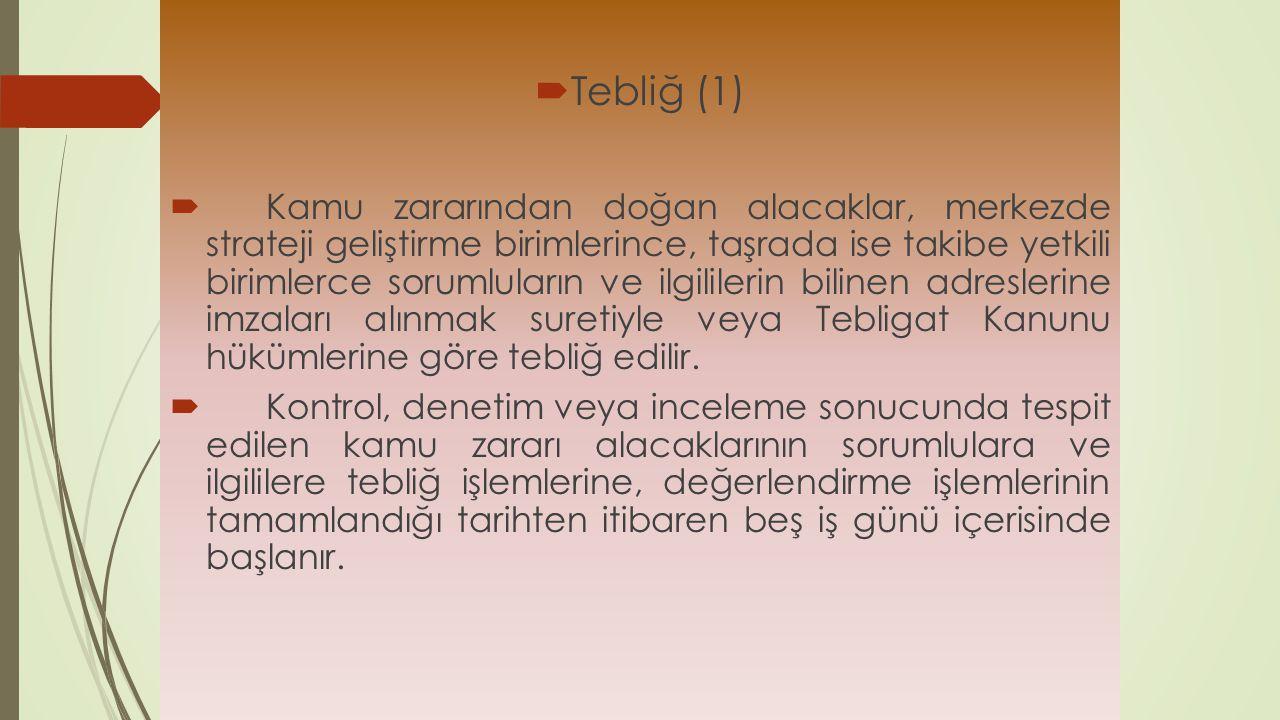 Tebliğ (1)