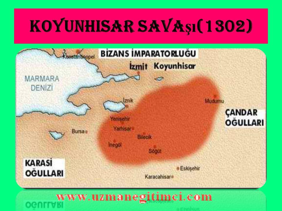 Koyunhisar Savaşı(1302)