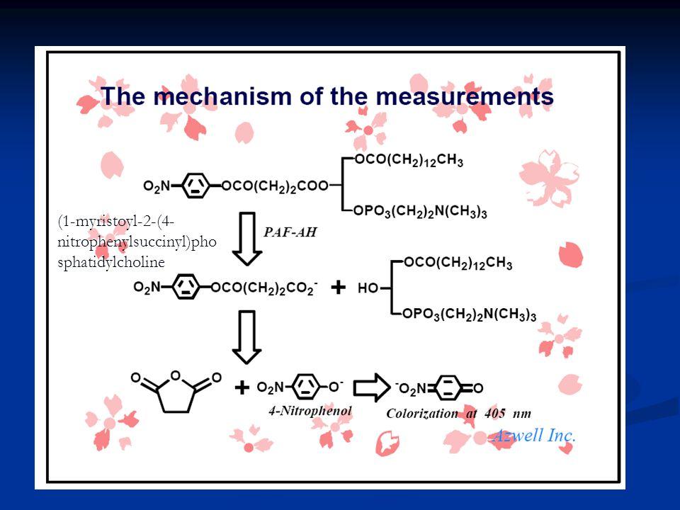 (1-myristoyl-2-(4-nitrophenylsuccinyl)phosphatidylcholine