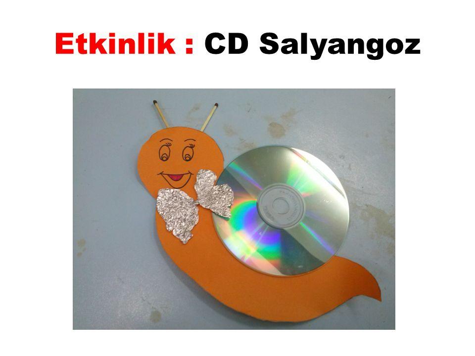 Etkinlik : CD Salyangoz