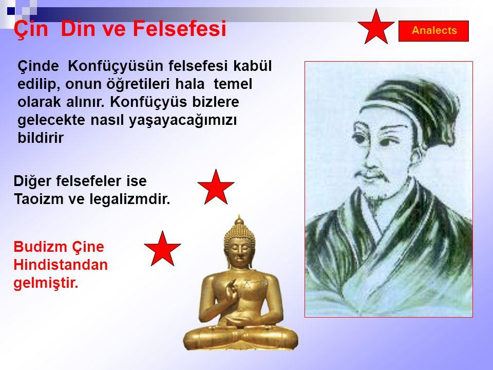 Analects Çin Din ve Felsefesi.