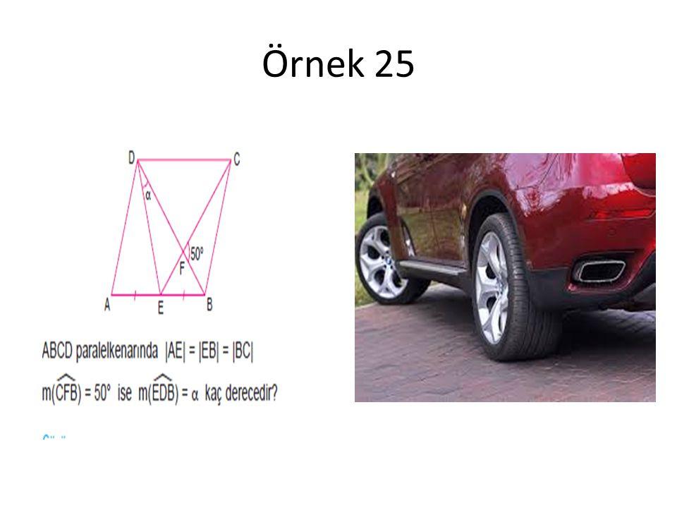Örnek 25