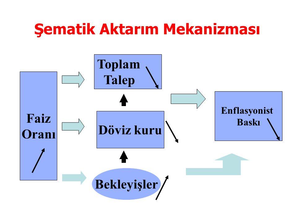 Şematik Aktarım Mekanizması