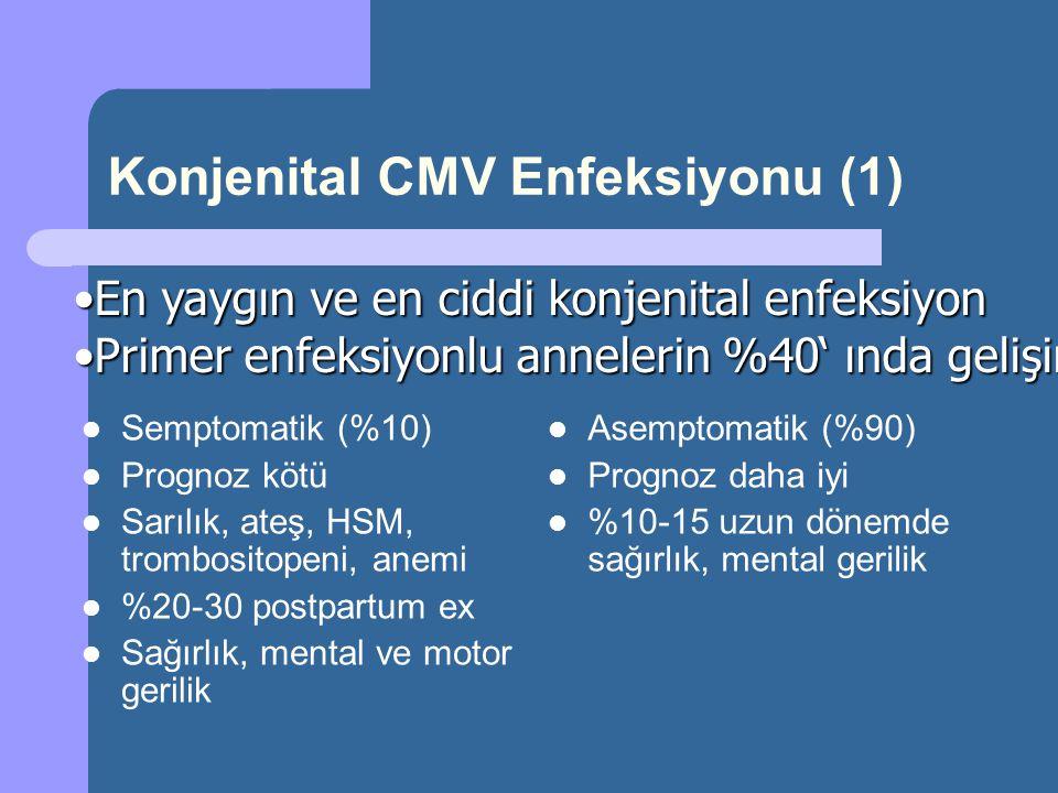 Konjenital CMV Enfeksiyonu (1)