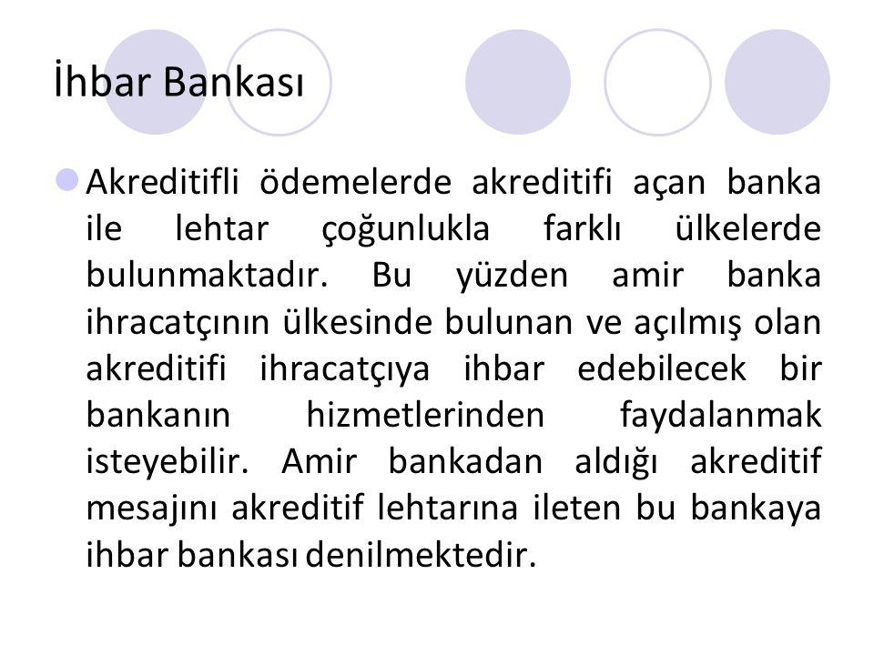İhbar Bankası