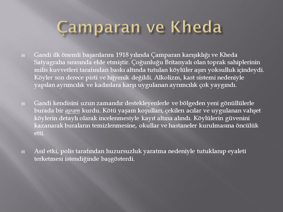 Çamparan ve Kheda