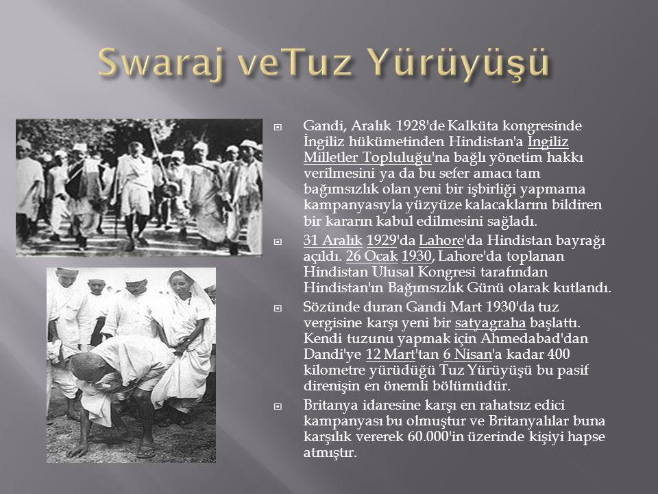 Swaraj veTuz Yürüyüşü