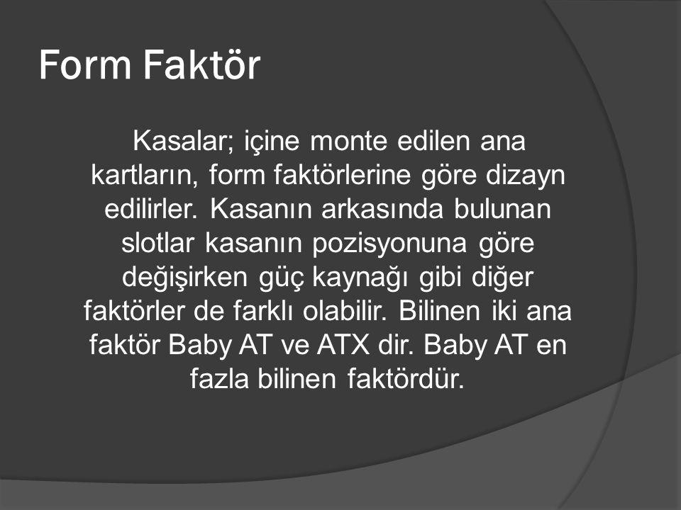 Form Faktör