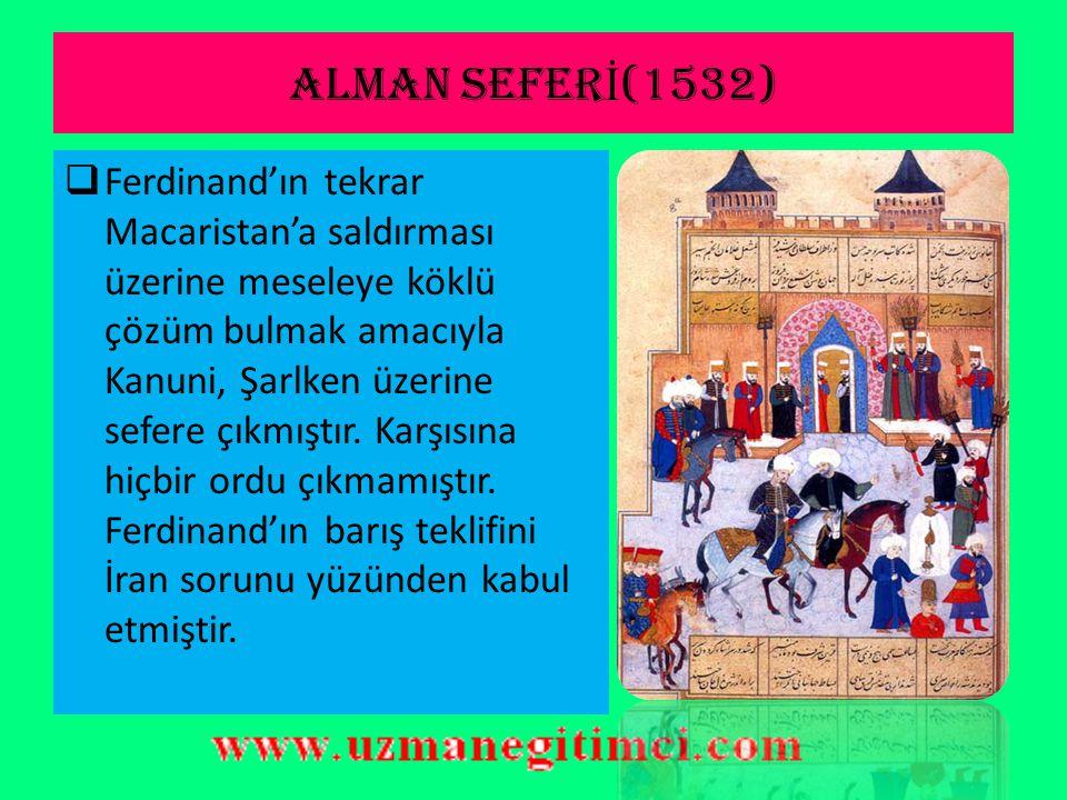 ALMAN SEFERİ(1532)