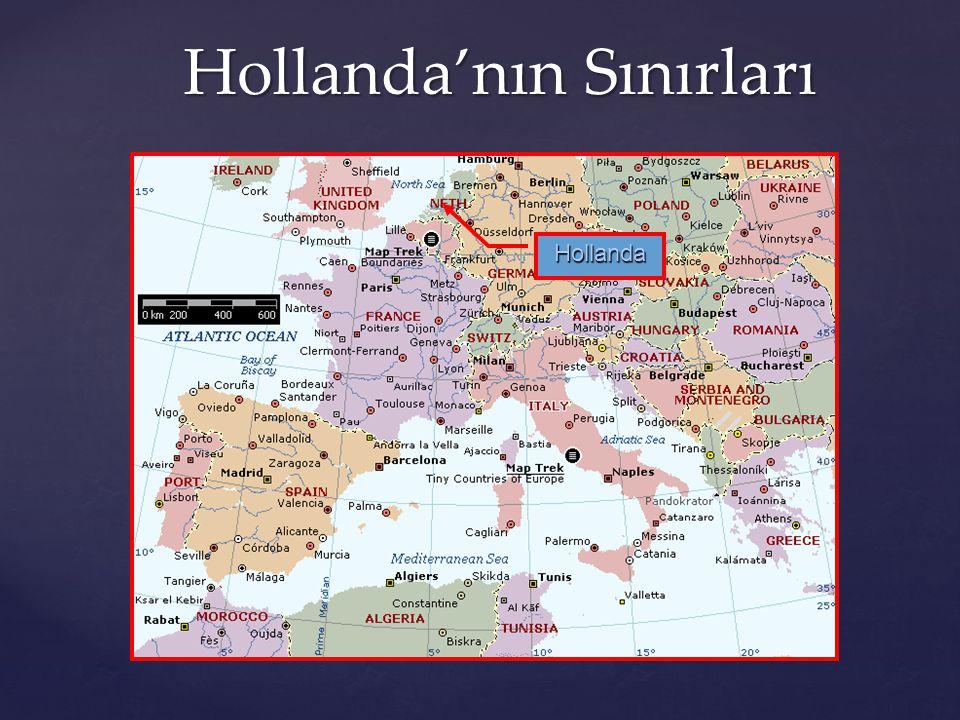 Hollanda'nın Sınırları