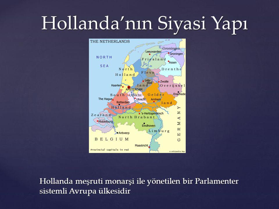 Hollanda'nın Siyasi Yapı