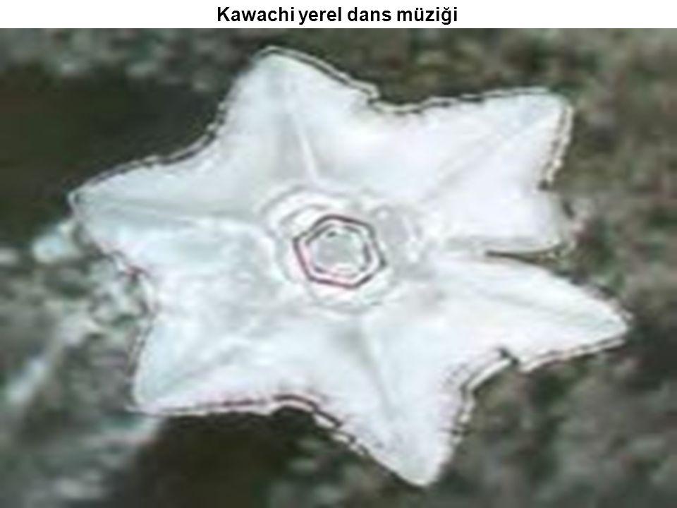 Kawachi yerel dans müziği