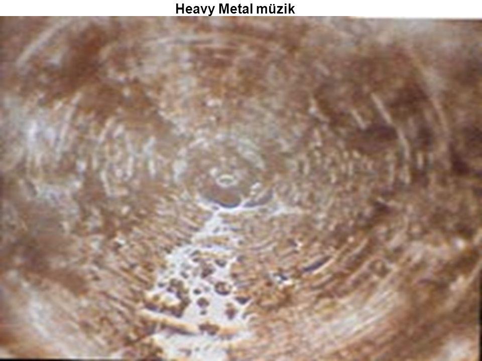 Heavy Metal müzik