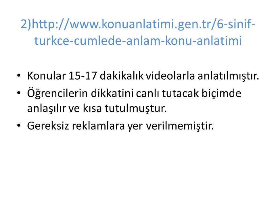 2)http://www. konuanlatimi. gen