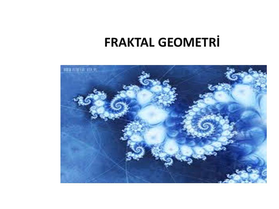 FRAKTAL GEOMETRİ