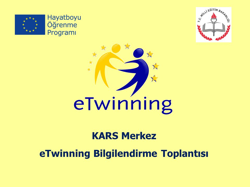 eTwinning Bilgilendirme Toplantısı