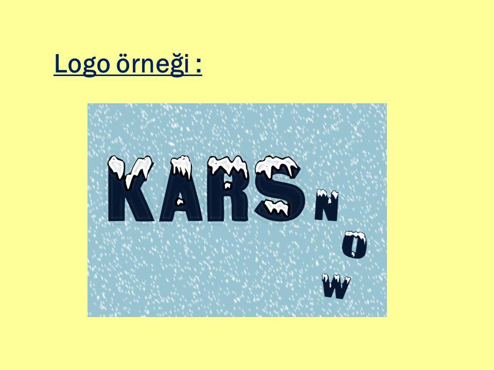 Logo örneği :