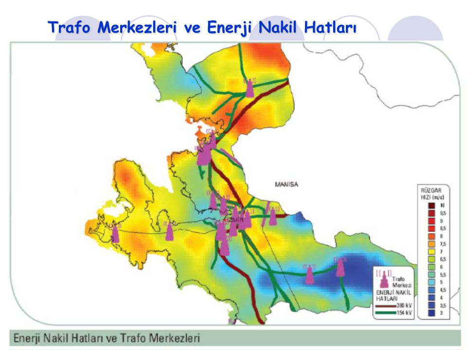 Trafo Merkezleri ve Enerji Nakil Hatları