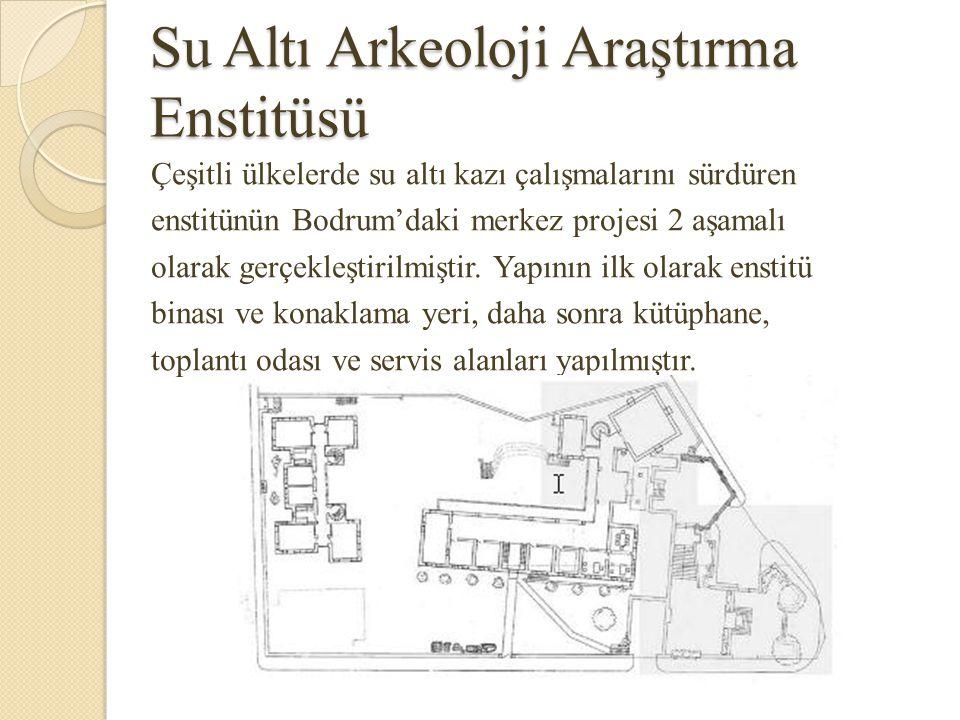 Su Altı Arkeoloji Araştırma Enstitüsü
