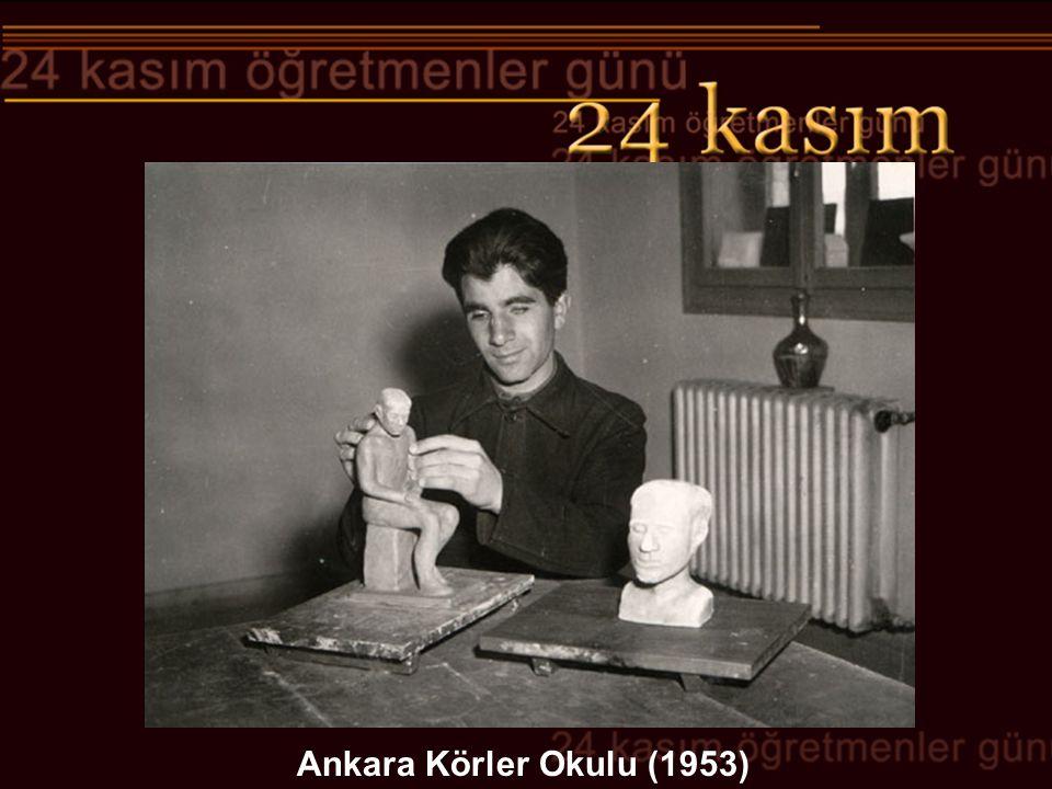 Ankara Körler Okulu (1953)