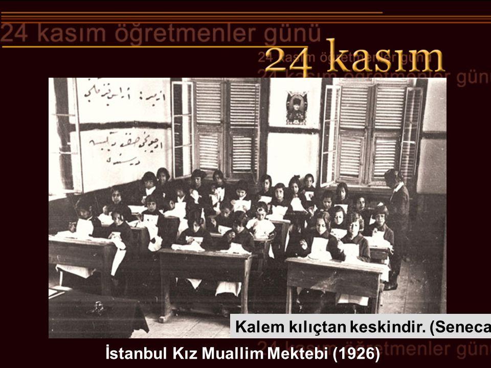 İstanbul Kız Muallim Mektebi (1926)
