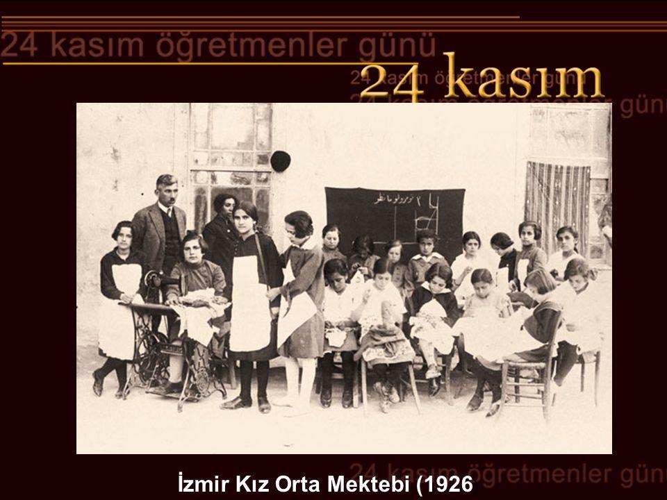 İzmir Kız Orta Mektebi (1926)
